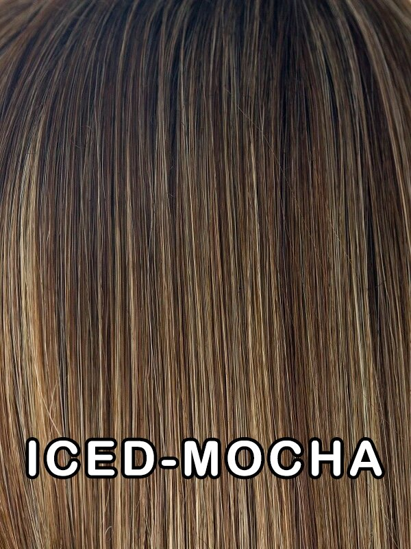 2020 New Arrival Handmade Mid-Length Straight Wig【Free Style】