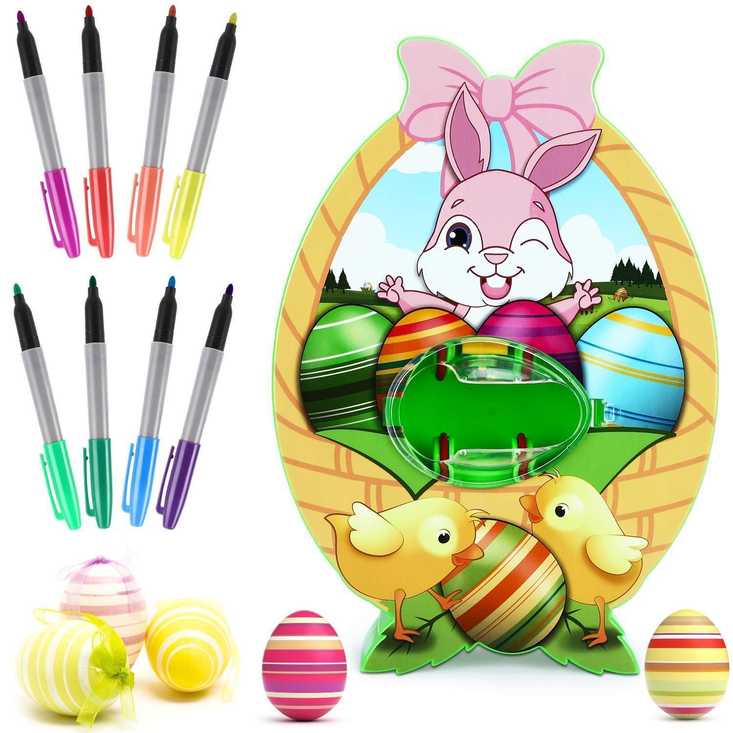 Easter DIY Eggs Coloring Kit