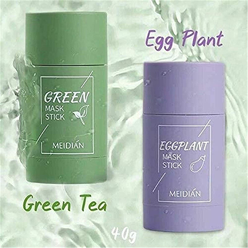 Green Tea/Eggplant Purifying Clay Stick Mask