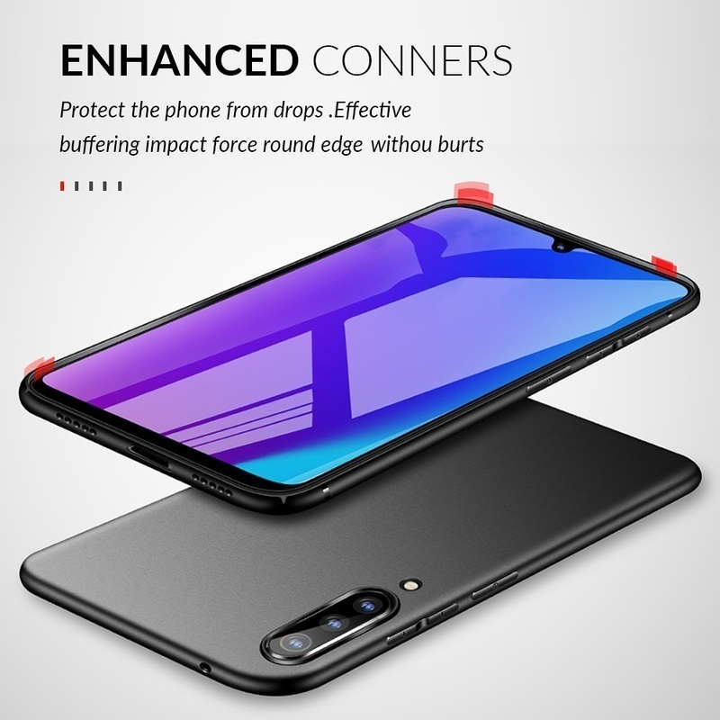 Back Cover Full Body Protective Matte Hard Phone Case For Xiaomi Mi 9T 9 8 6 5C 5S Plus 5 SE 5X Max Mix 3 2S 2 Note 3 2 Redmi 7 K20 Go Note 7 4A 6 Pro 6A 6 S2 5 Plus 5 5A Note 5A Prime 4X Colorful Full Luxury Business Matte Full Fitted Back Cover Shell