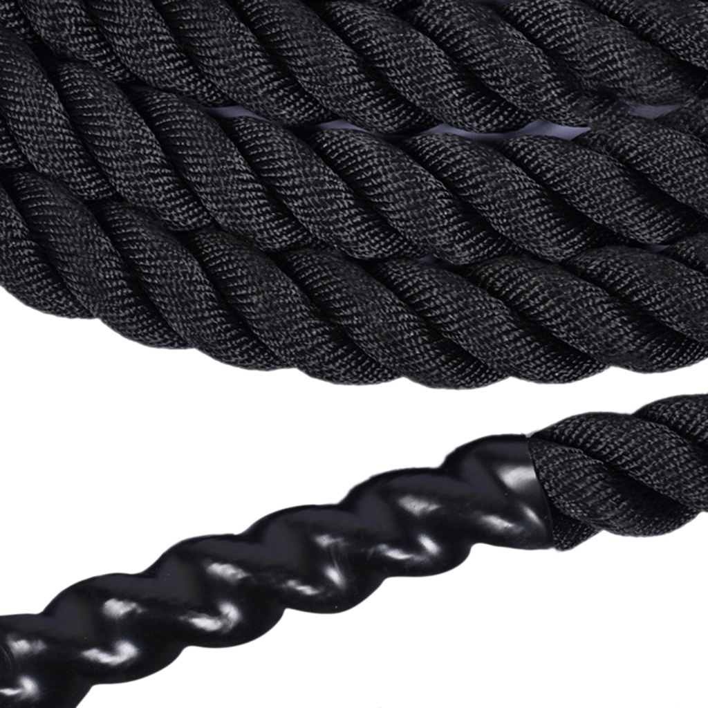 Heavy Jump Rope Skipping Rope Workout Battle Ropes for Men Women DNA
