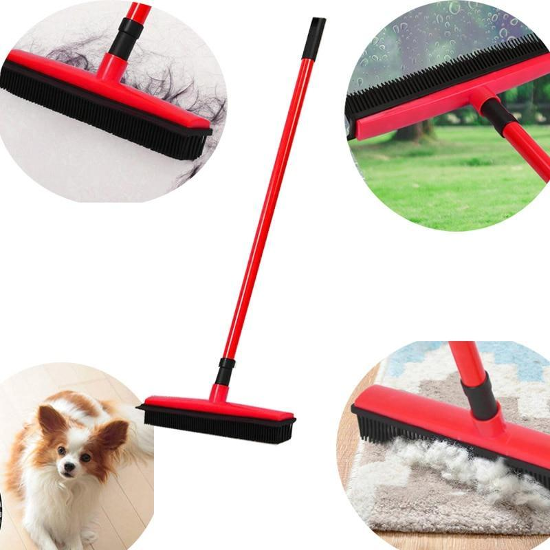 THE PET BROOM - PET HAIR REMOVER