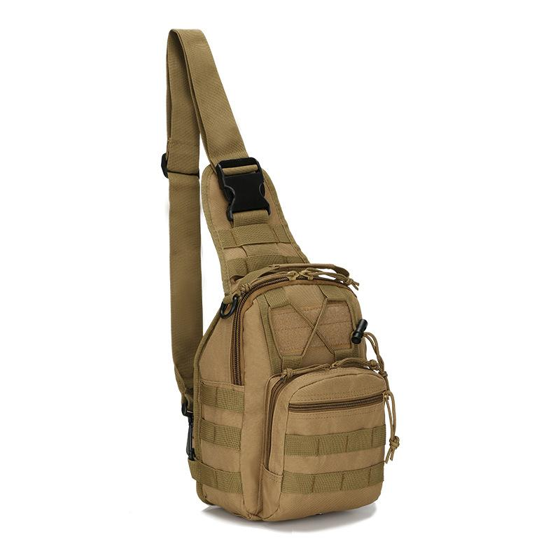 Camping Hiking Hunting Shoulder Backpack