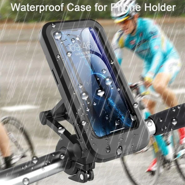 💥40% off Christmas sale💥360° Adjustable Waterproof Universal Cell Phone Holder Stand