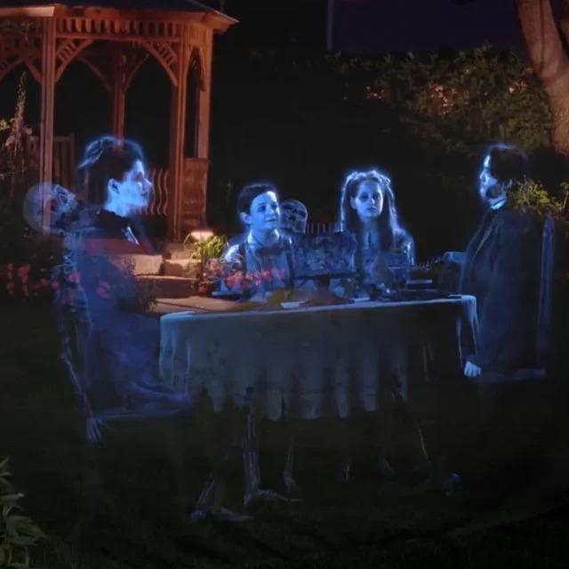 Halloween Pre-Sale 50% OFF-Halloween Holographic Projection|Free Shipping