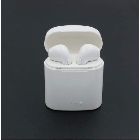 2019 New Bluetooth Single ear/Double ear+charging box Earphone works button Control Original quality For IOS/Android