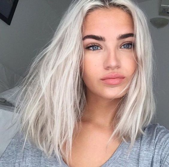 Blonde Wigs For Black Women Lace Front Light Ash Blonde Hair Silver Lace Front Wig Human Hair Custom Frontal Wig Best Strawberry Blonde Hair Dye