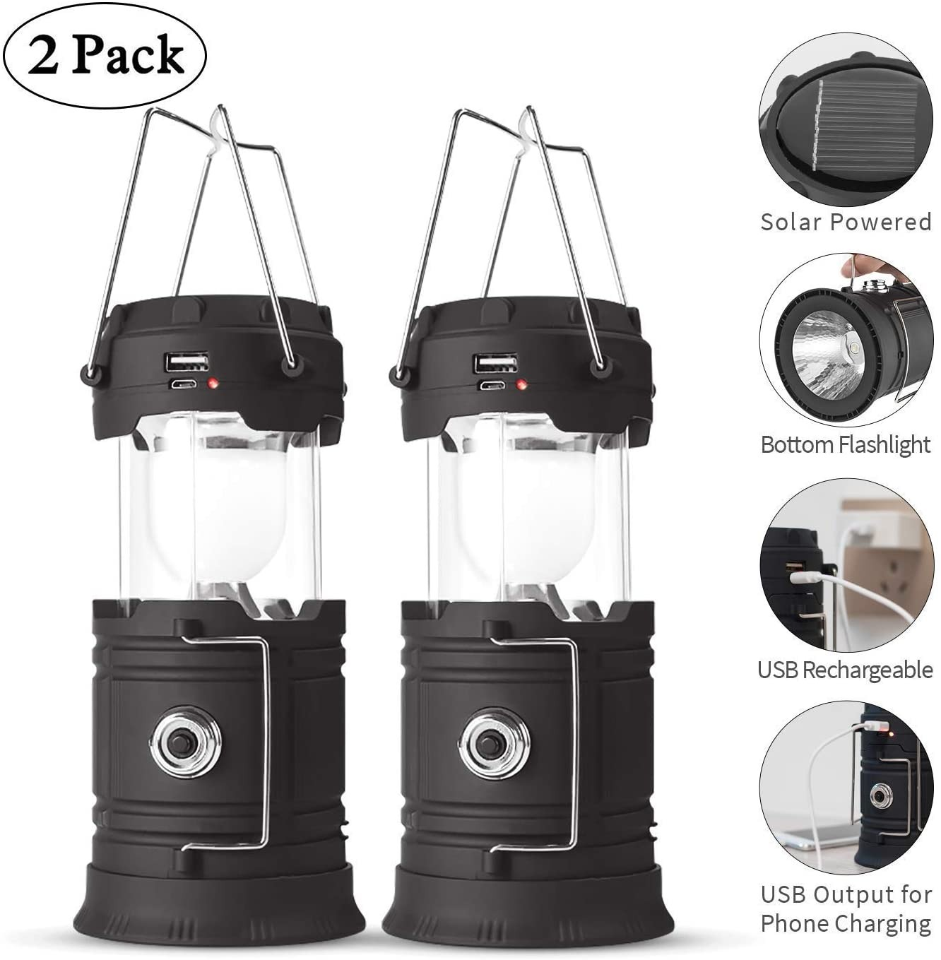 Adventurer 3-in-1 Camping Light-Buy 2 Get Free Shipping
