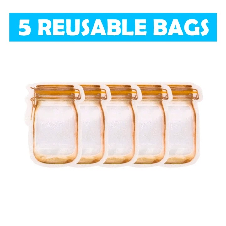 (New Year Promotion-Save 50% Off)REUSABLE BAGS(BUY 30 GET 20 PCS FREE)