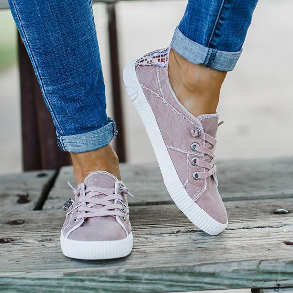 Bonnieshoes Daily Sneakers Canvas Shoes