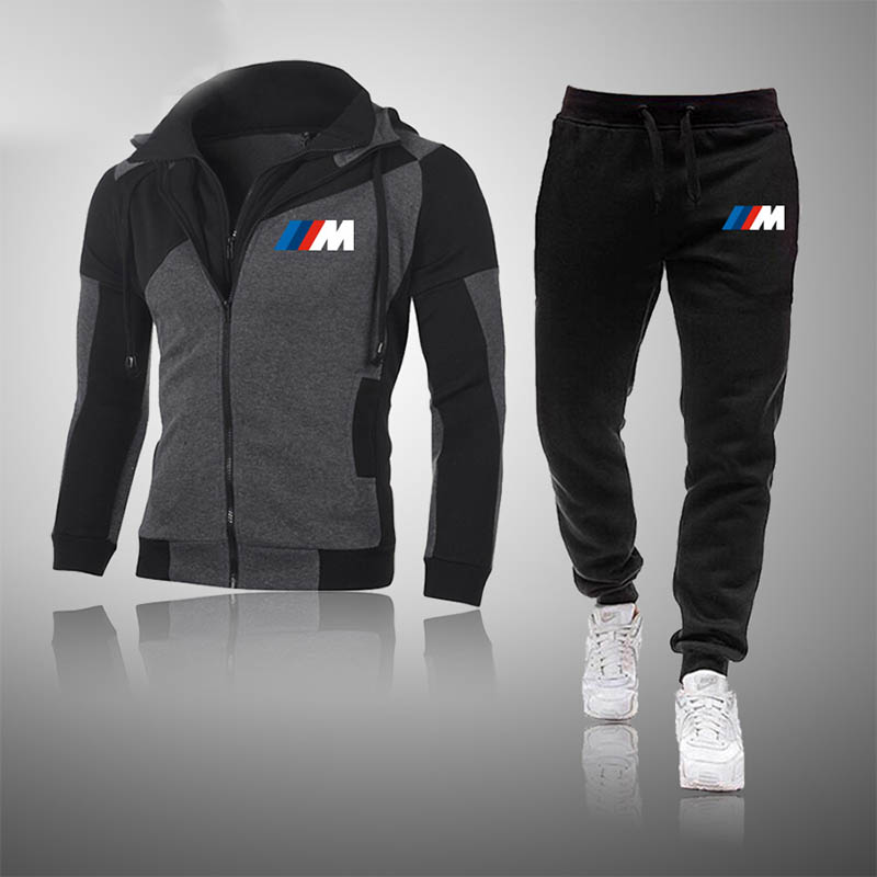 Men's Sets Brand Sportswear Tracksuits 2 Piece Sets-Buy 2 Free Shipping & Extra 8% OFF