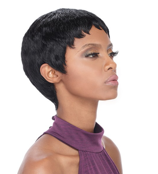 OUTRE HUMAN HAIR WIG DUBY PIXIE