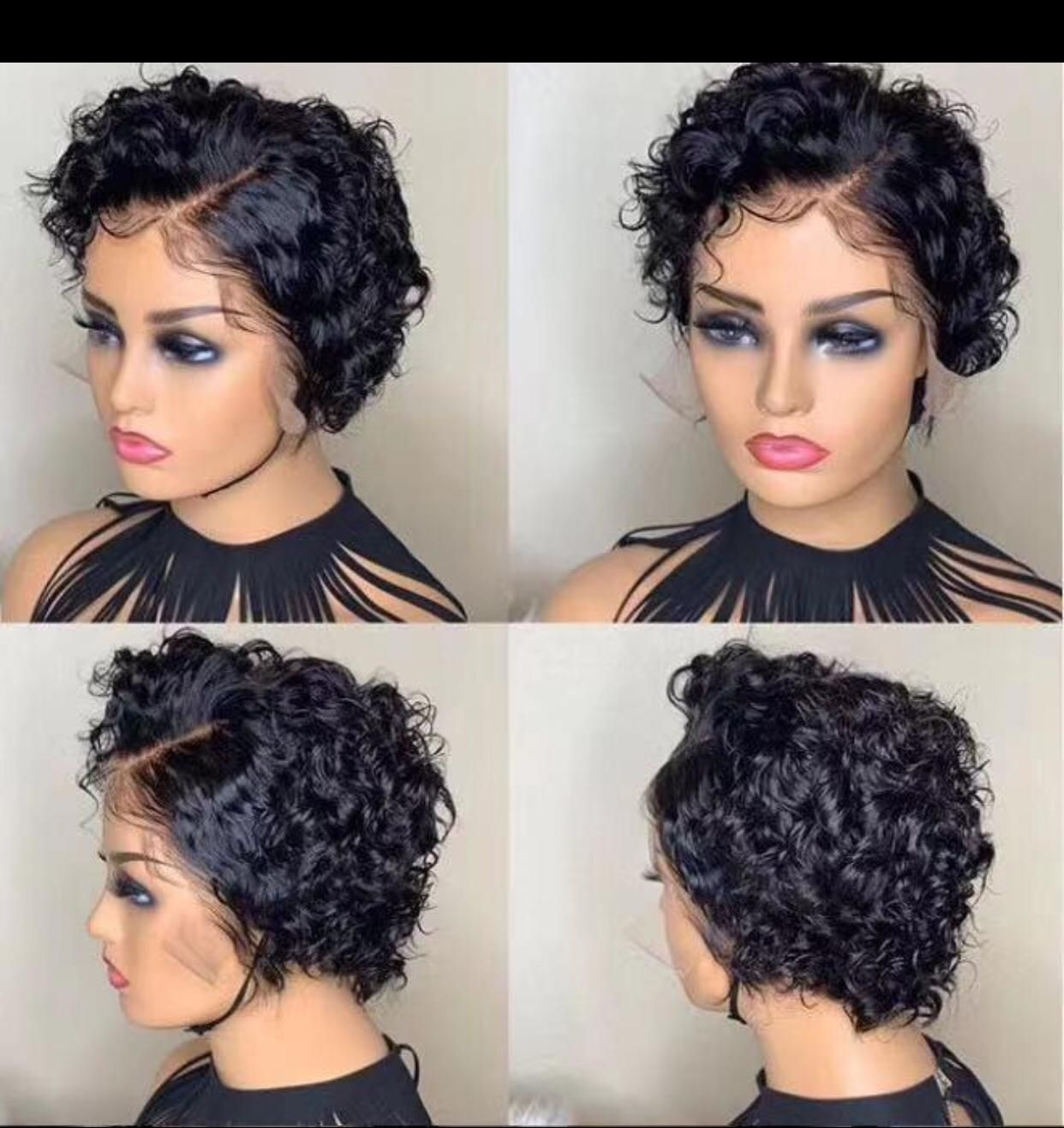 Human Wigs African American Hair Lace Front Ladies Wigs And Hair Pieces Diamond Hair Pieces Colored Lace Hair Lace Wigs Lace Hair Scrunchie Bun Bridal Hair Pieces Cheap