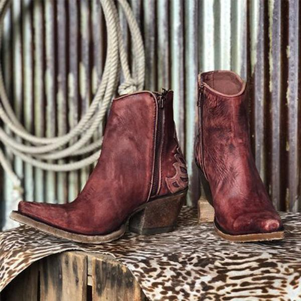 Mokoshoes Vintage Casual Winter Boots