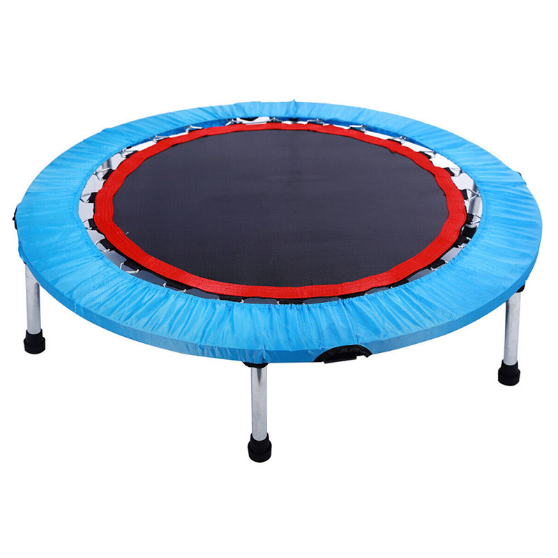 Buyonhome 40-inch Fitness Handrail Trampoline Adults Kid Jumping Exercise