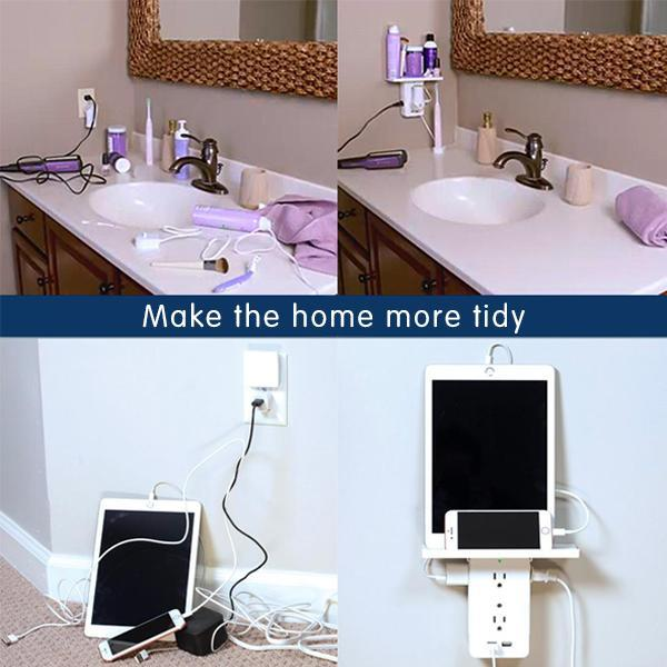 Multi-function socket extension socket