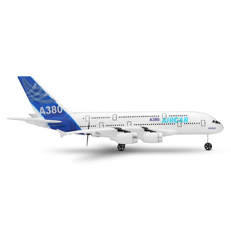 WLtoys A120 RC Airplane A380 Airbus RC Model Airplane