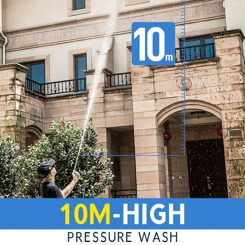 2020HOT SALE(50% OFF)  2-in-1 High Pressure Washer 2.0