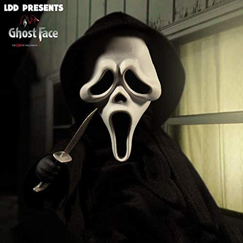 LDD Presents Scream Ghost Face Doll, 10 inches