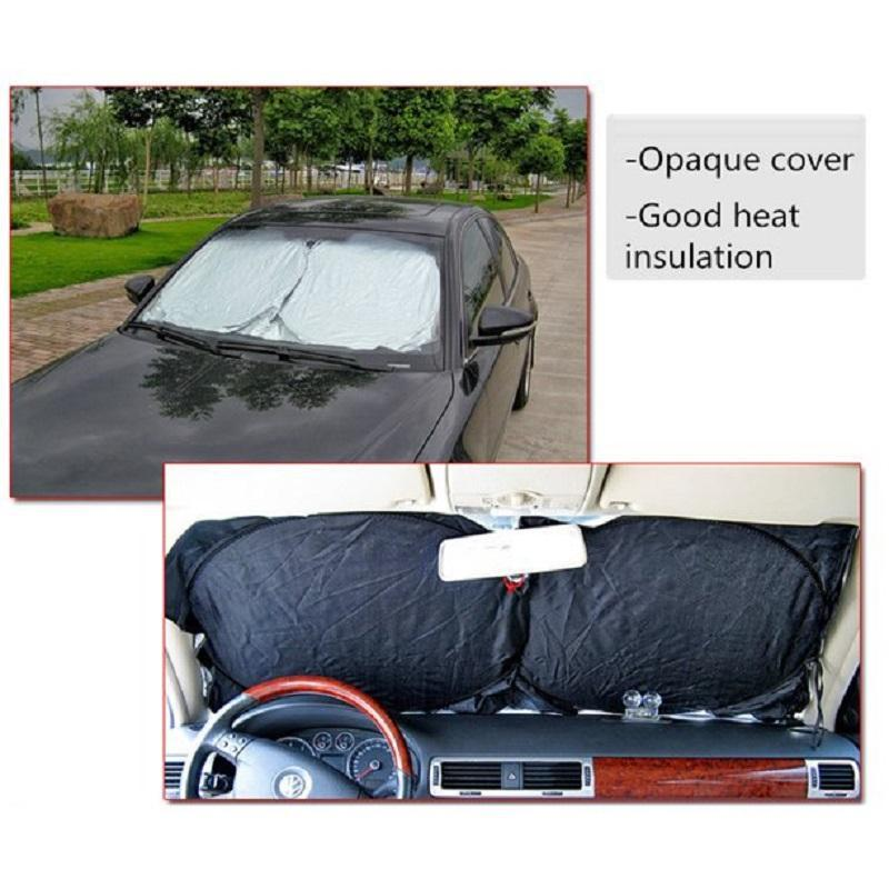 Foldable Car Windshield SunShade