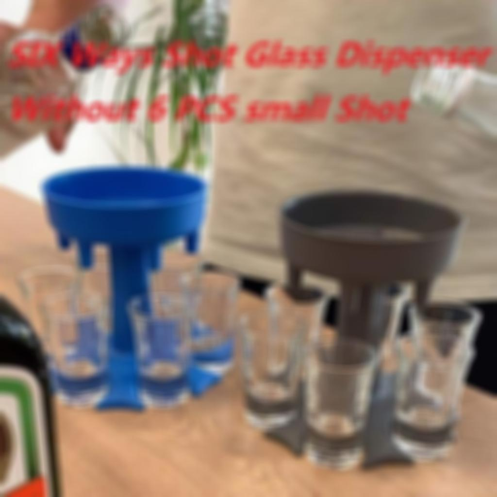 Hedgx™ Glass Dispenser Lifter Party Favors