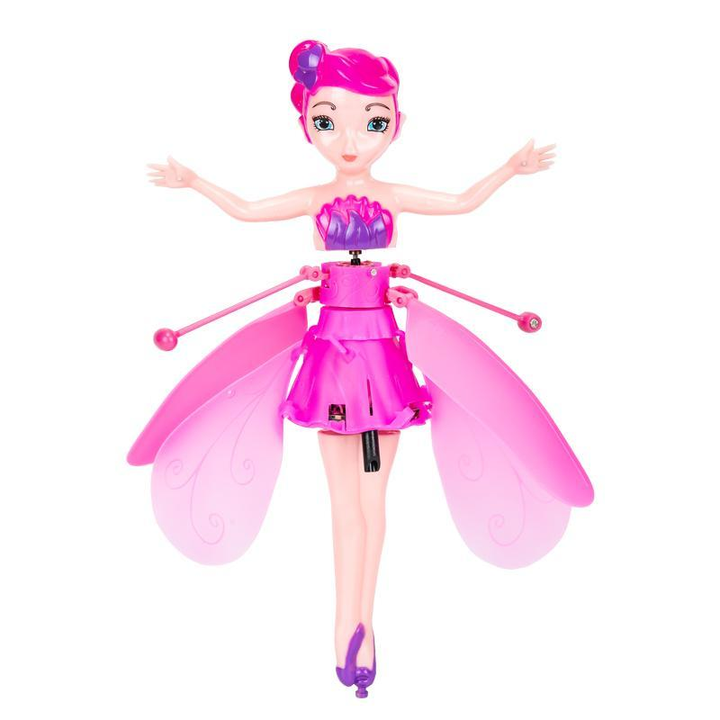 Flying Fairy Doll, Infrared Induction Control