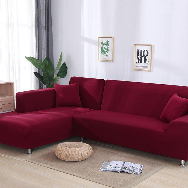 🎁2020 Hot Sale!!!Magic Sofa Cover - Only 42 seconds【Buy two Free Shipping】🔥