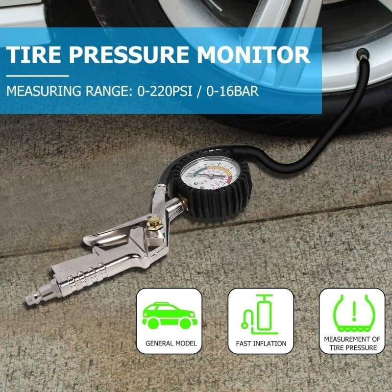 2 Types Solar LCD Car TPMS SP370 Tire Pressure Monitoring System with 4 Sensors ( External / Internal )
