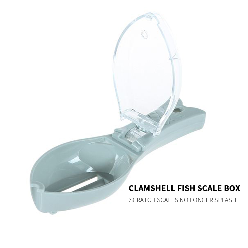 Fish Scales Graters Scraper Fish Cleaning Tool Scraping Scales Device