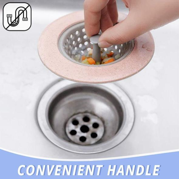 Year-End Hot Sale🔥Anti-Clog Flexible Sink Strainer