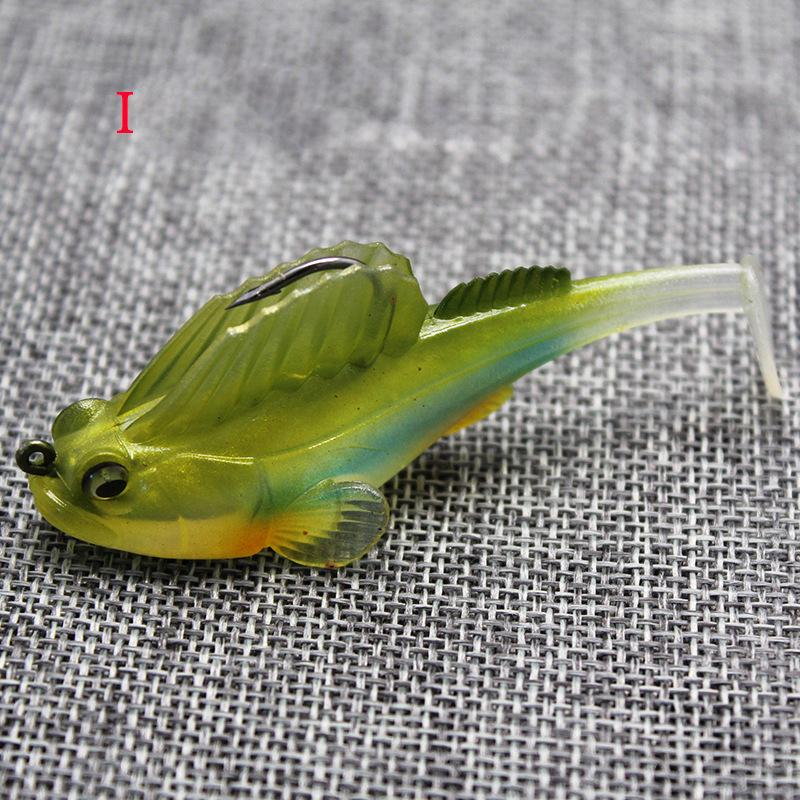 Jumping Fish Pack Lead Fishing Lure