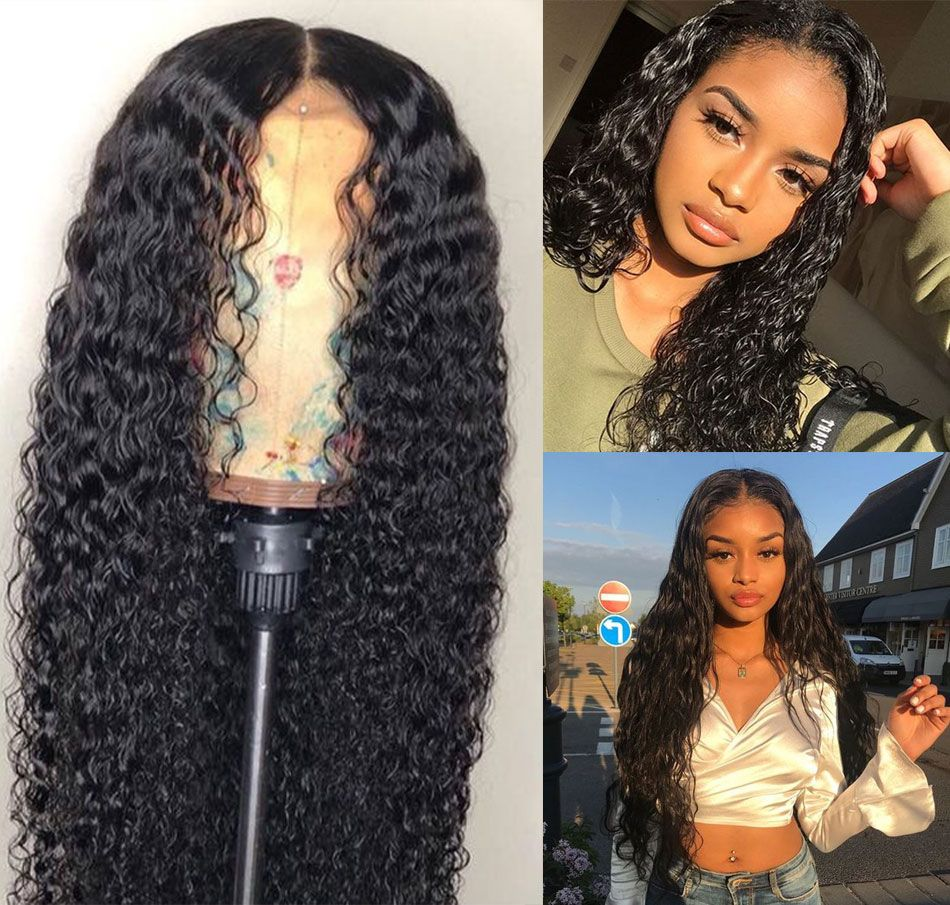 Curly Wigs Lace Front Curly Hair Black Hair Wig Websites 24 Inch Peruvian Hair Straight Alibele Hair 30 Inch Clip In Hair Extensions