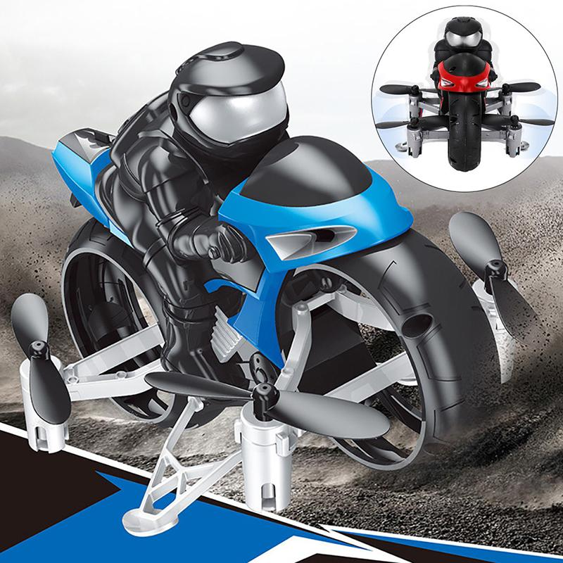 Flying Motorcycle RC Drone