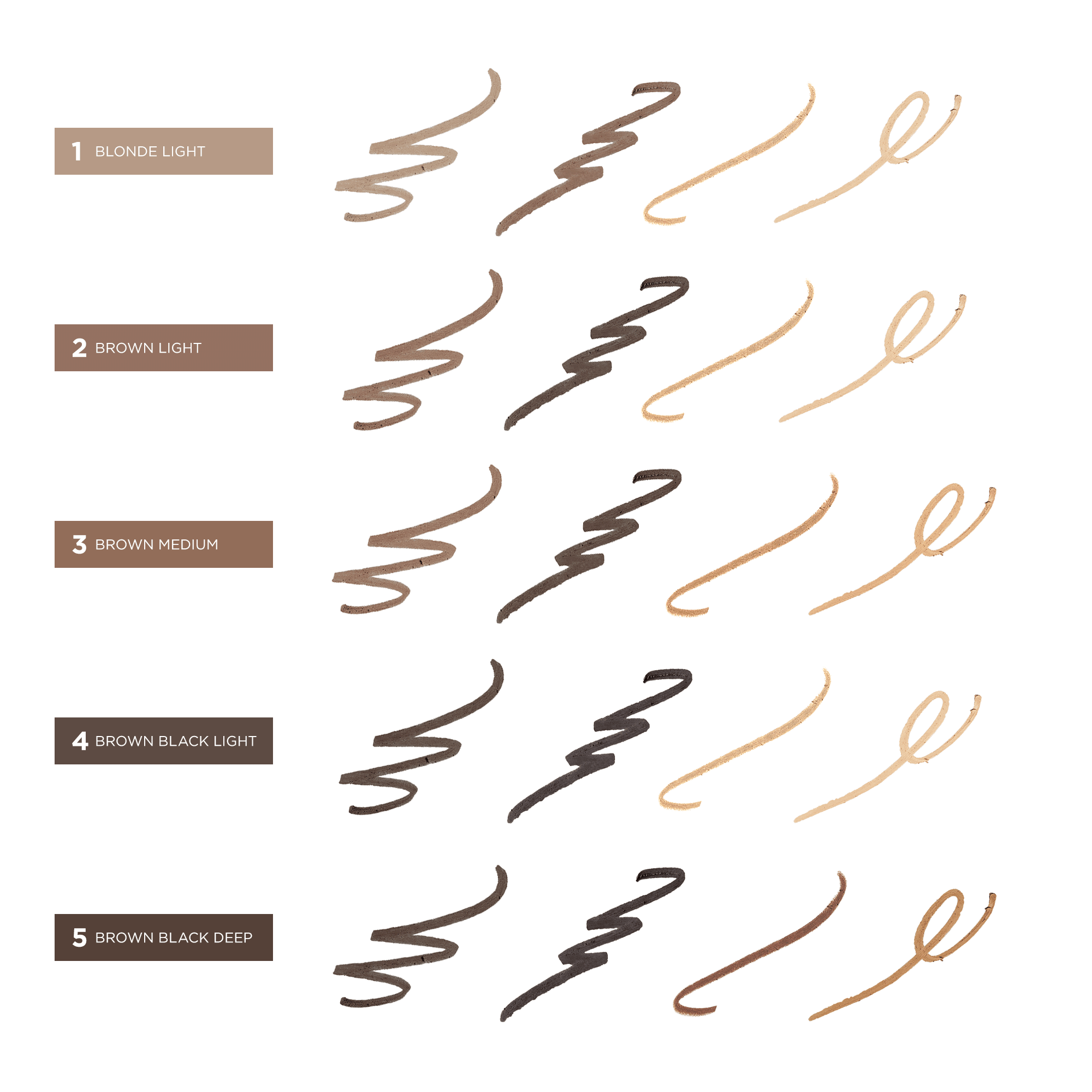 Brow Contour Pro 4-In-1 Defining & Highlighting Pencil