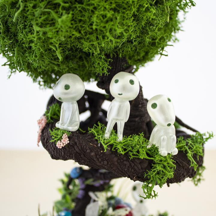Forest Spirit - Kodama Gardening Ornaments