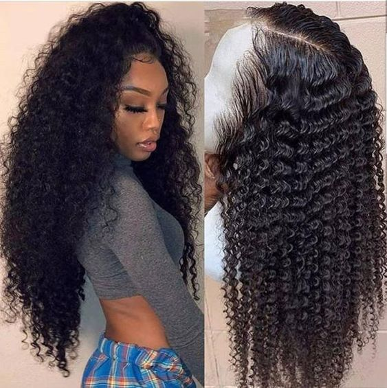 Lace Front Wigs Black Hair wavy black hair wig curly wigs