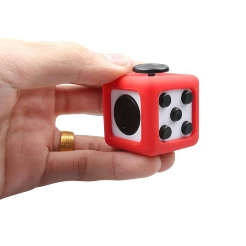 Cube Magic Fidget Silicone Shockproof Holder  Crashproof Case Funny Relax For Kids Gift Hot
