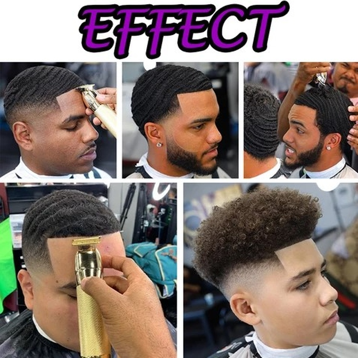 2021 New Cordless Zero Gapped Trimmer Hair Clipper🔥Buy 2 Extra 10% OFF