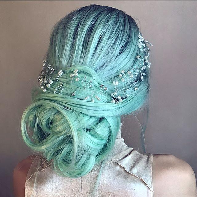 Green Wigs Lace Front Wigs Virgin Hair For Black Women Short Teal Wig Human Hair Wig Stores Near Me Elton John Wig Yellow Lace Front Wig Human Hair Free Shipping