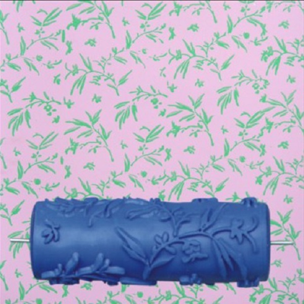 Rubber Printing Pattern Roller