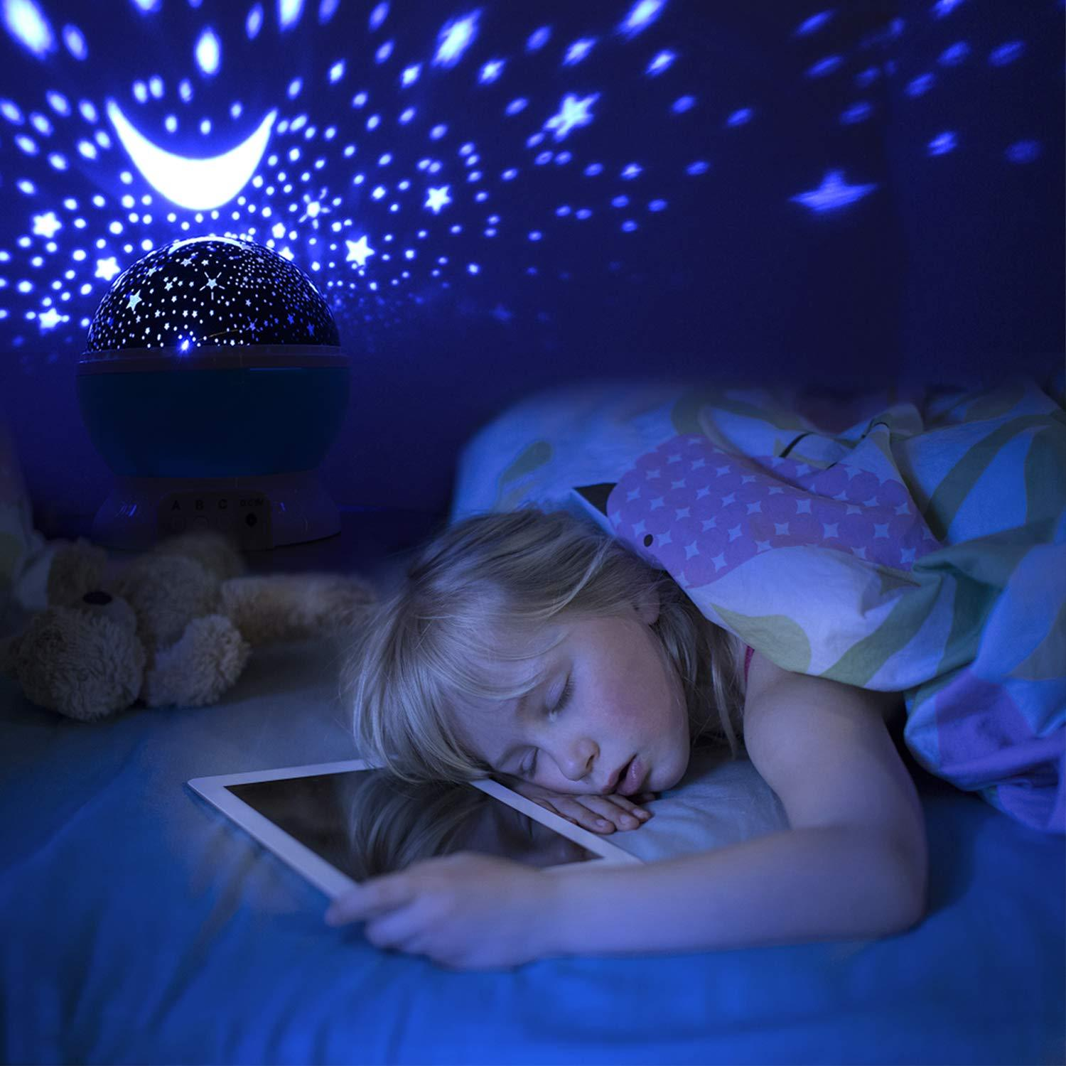 50% OFF ONLY TODAY - Starry Sky Night Light Projector