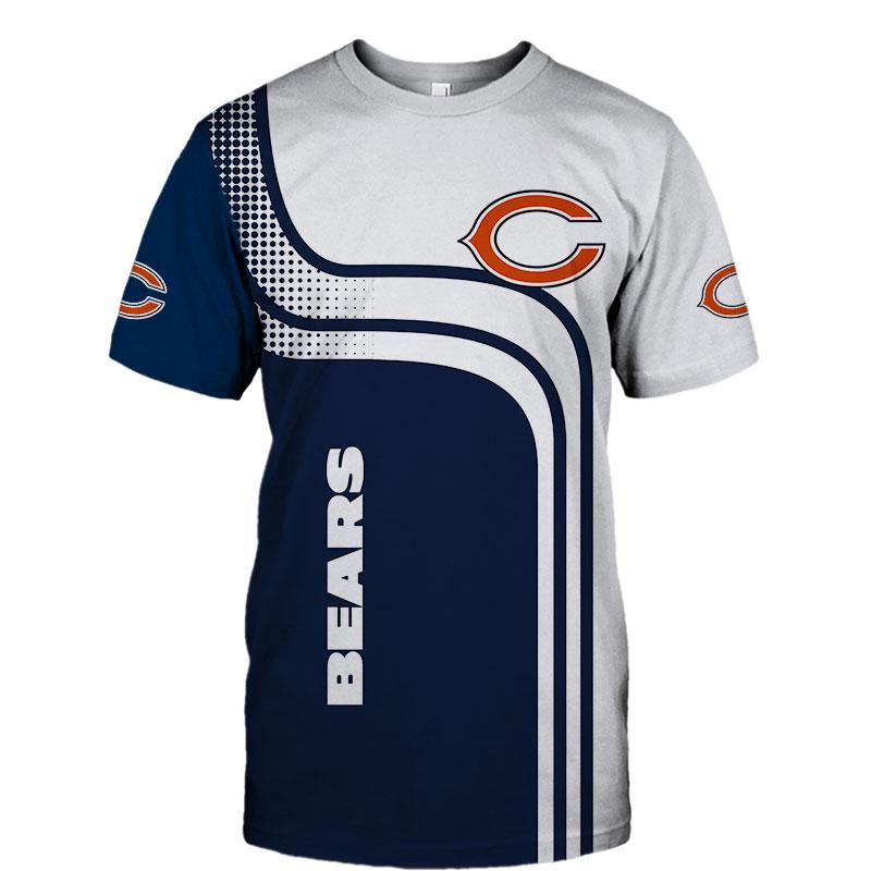 CHICAGO BEARS 3D GGSA0120