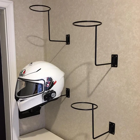 💥Perfect for the Helmet lover💥HELMET WALL MOUNT