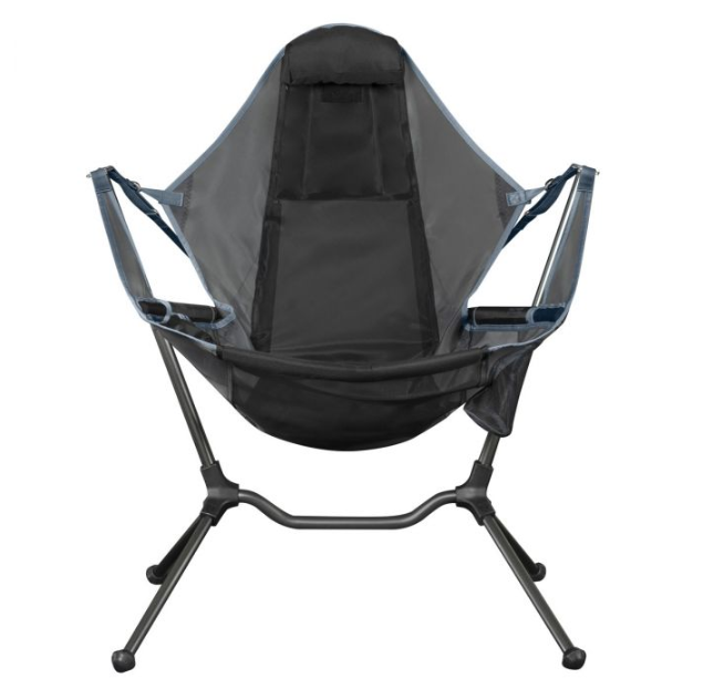 Updated Recliner Luxury Camp Chair