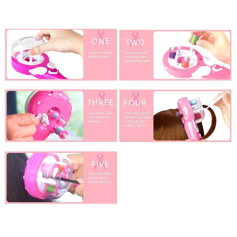 🔥HOT SALE🔥Electric Braid Tool Type 02