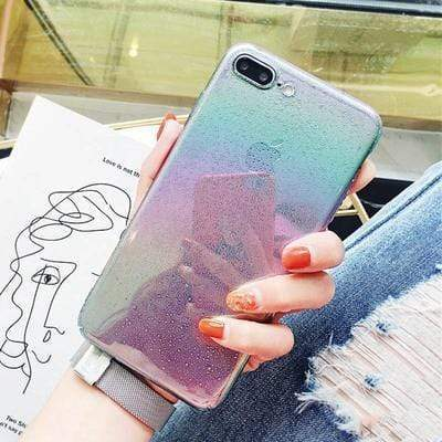 Glitter Gradient Rainbow Case
