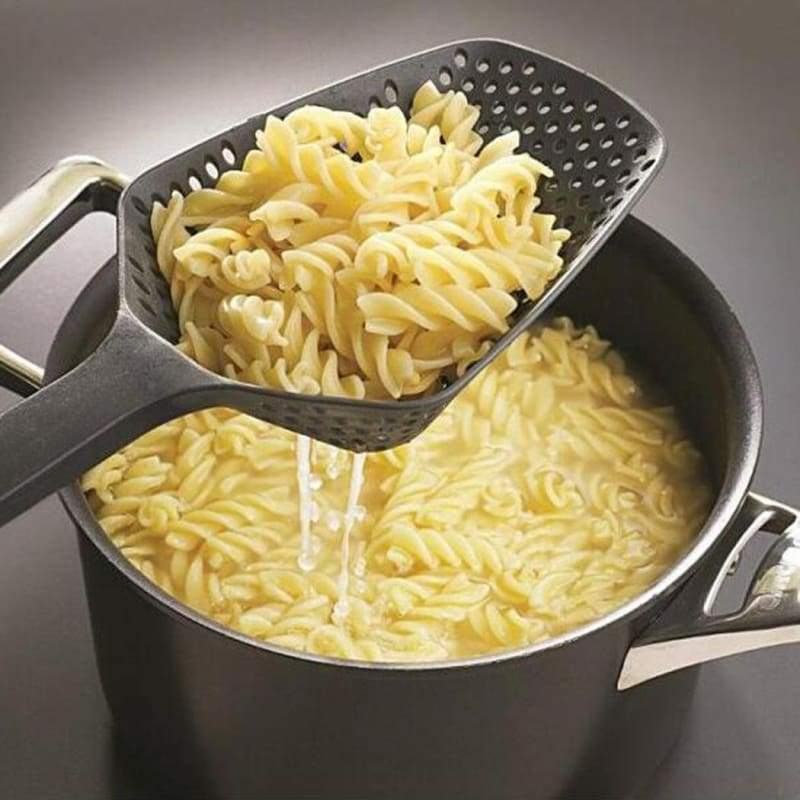 Non-stick Filter Large Colander Environmental Protection Noodle Spoon Drainer