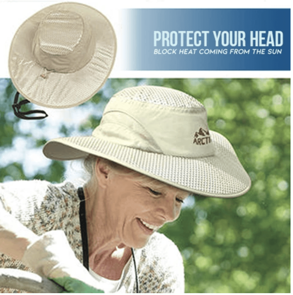 Best Father's Day Gift---Sunstroke-Prevented Cooling Hat