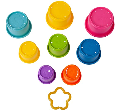 Stack Up Cup Toys