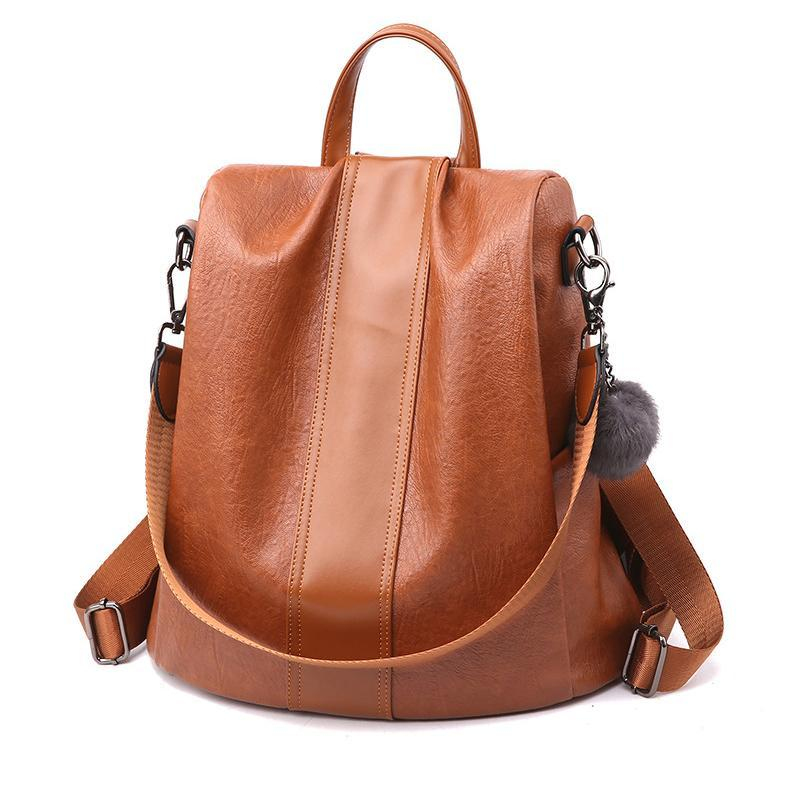 Three Way Anti-Thief Women's Backpack